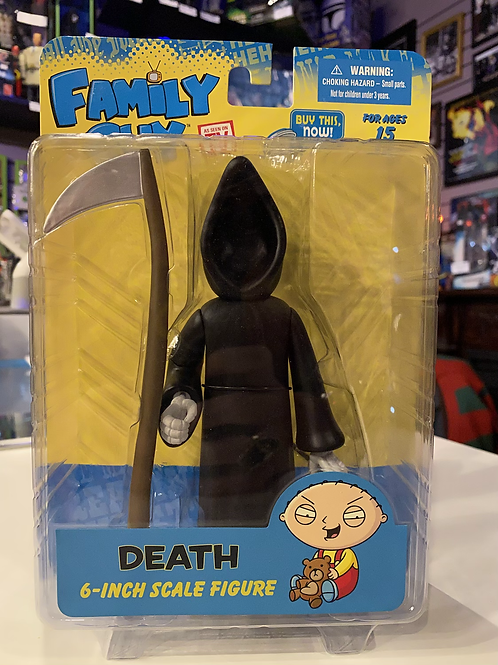 Family Guy Death Mezco