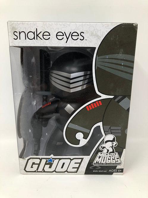 G.I.JOE Snake Eyes Mighty Muggs Hasbro
