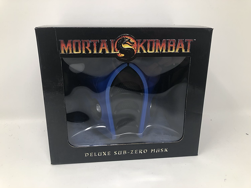 Mortal Kombat Sub Zero Mask Trick or Treat Studios