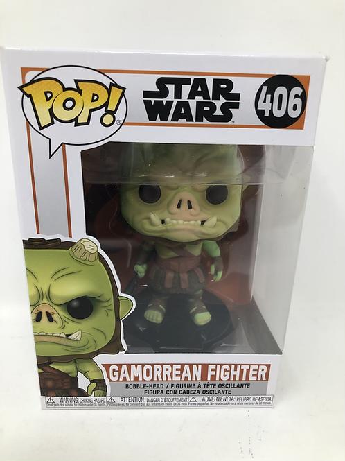 Star Wars Mandalorian Gamorrean Fighter Funko Pop