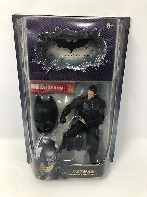 DC Batman Unmasked Crime Scene Evidence Mattel
