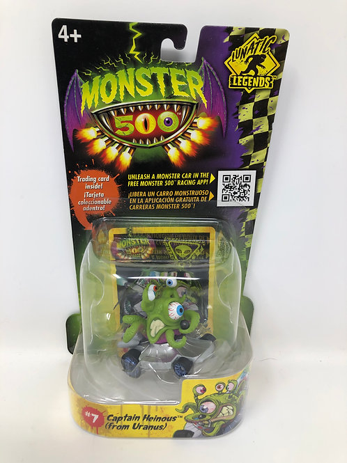 Monster 500 Captain Heinous Monster Car