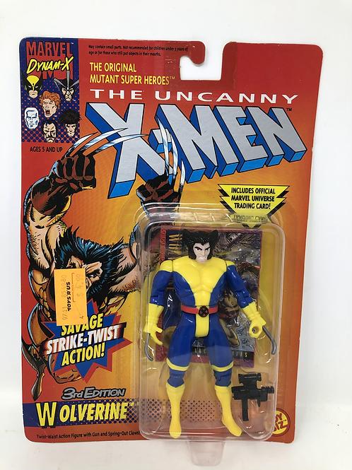 Marvel X-Men Wolverine Strike-Twist Toybiz