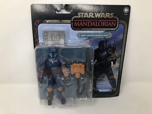 Star Wars Heavy Mandalorian Credit Collection Hasbro