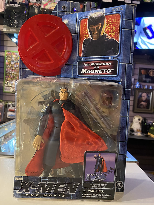 Marvel X-Men Magneto Movie Toybiz