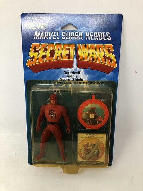 Vintage Marvel Secret Wars Daredevil Mattel