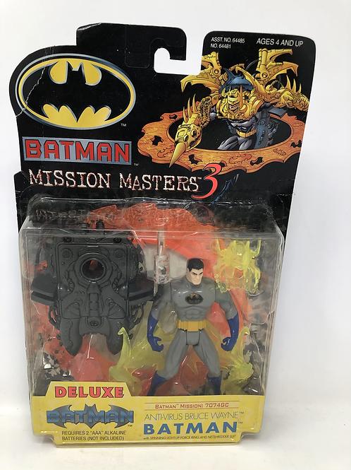 DC Deluxe Batman Anti-Virus Bruce Wayne Hasbro