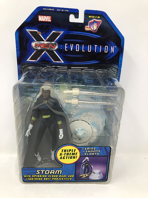 Marvel X-Men Evolution Storm Toybiz