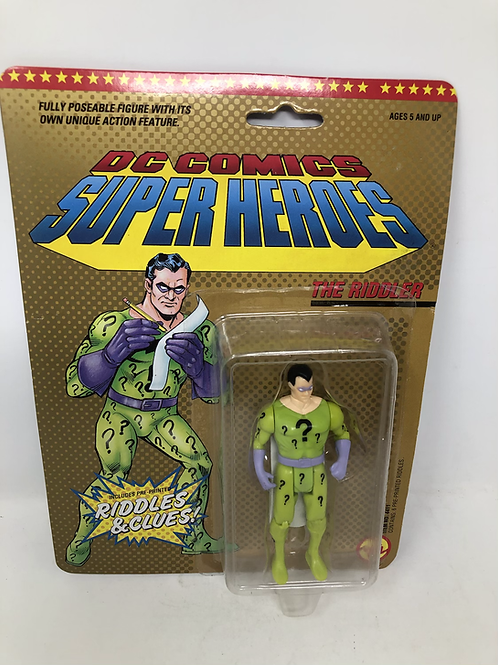 DC Super Heroes Riddler Toybiz