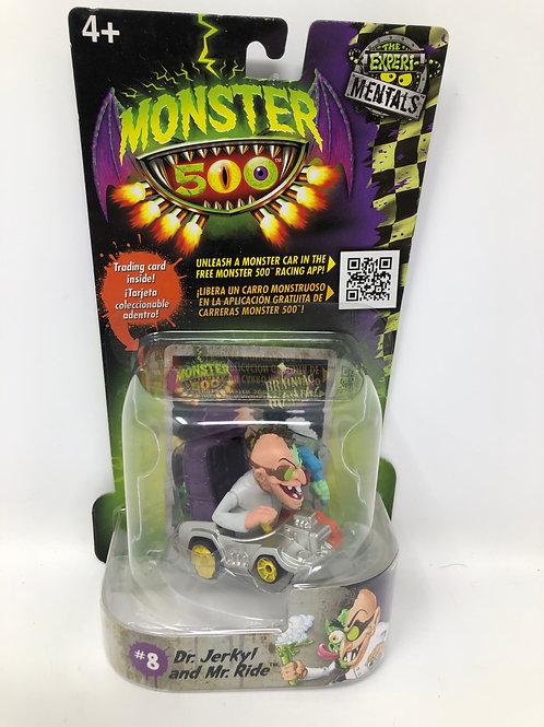 Monster 500 Dr Jerkyl Monster Car