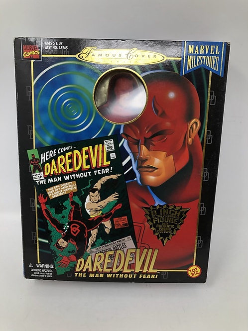 "Famous Covers Marvel Daredevil 8"" Toybiz"
