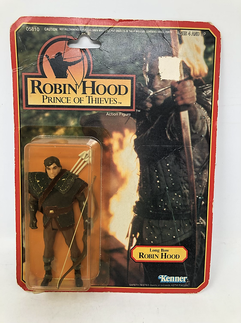 Robin Hood Prince of Thieves Long Bow Kenner