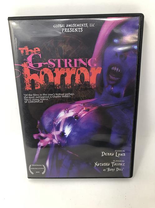 The G-String Horror DVD