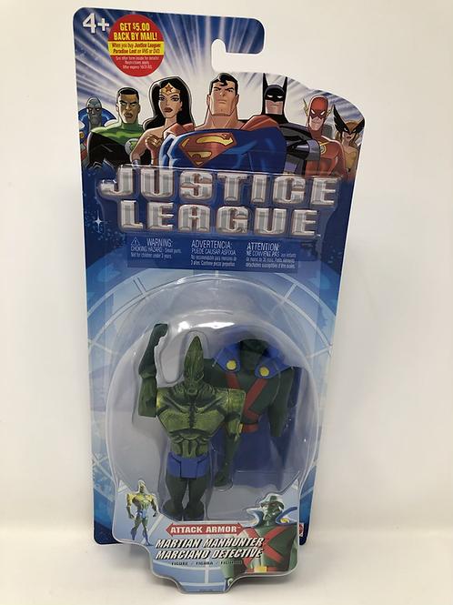 Justice League Martian  Manhunter Marciano Detective