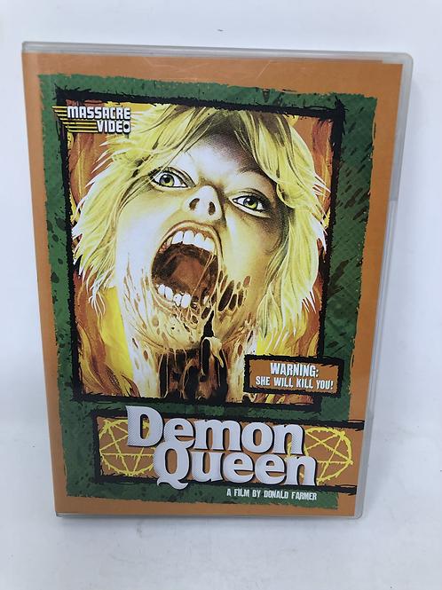 Demon Queen DVD Massacre Video