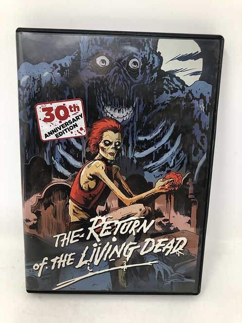 Return of the Living Dead DVD 30th Anniversary