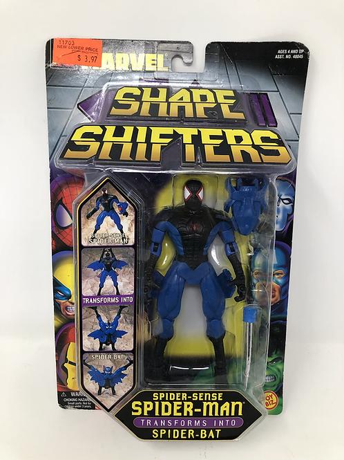 Marvel Spiderman Shape Shifters Toybiz