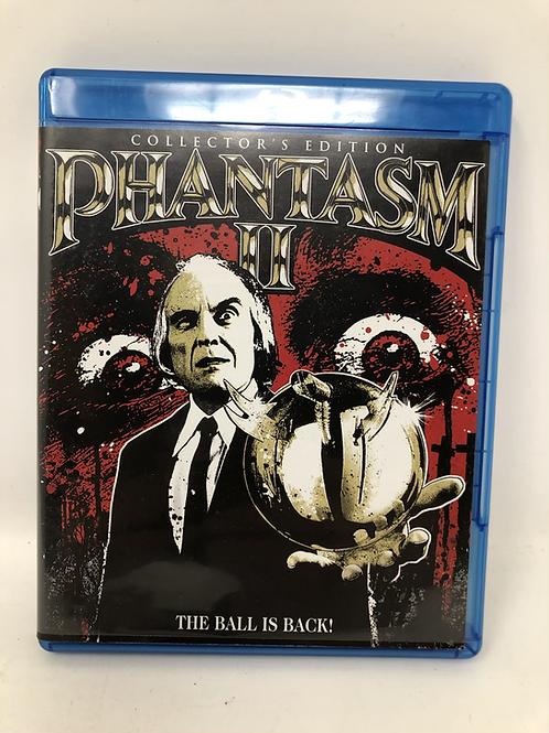 Phantasm II Blu Ray Scream Factory