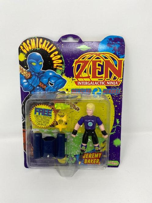 Zen Intergalatic Ninja Jeremy Baker 1991 Justoys
