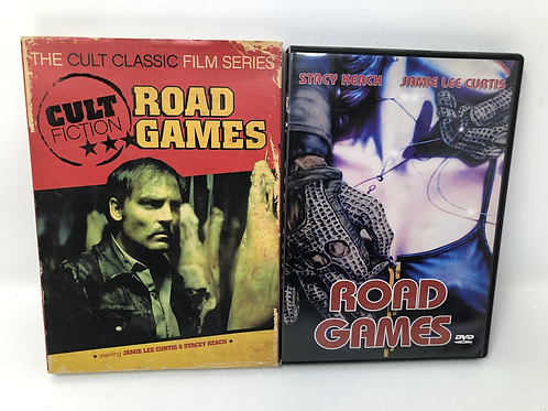 Road Games DVD with Slipcover Jamie Lee Curtis