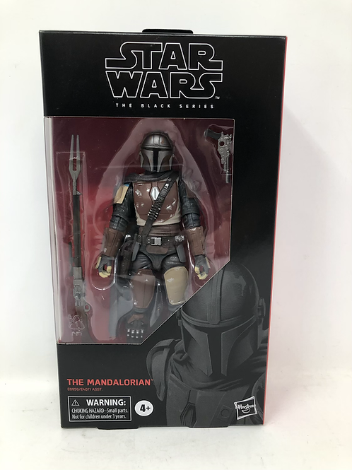 Black Series Star Wars Mandalorian Hasbro