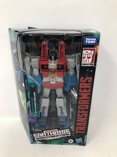 Transformers Starscream Earthrise Hasbro