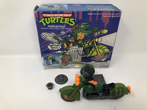 Tmnt Teenage Mutant Ninja Turtles Turtlecycle Playmates