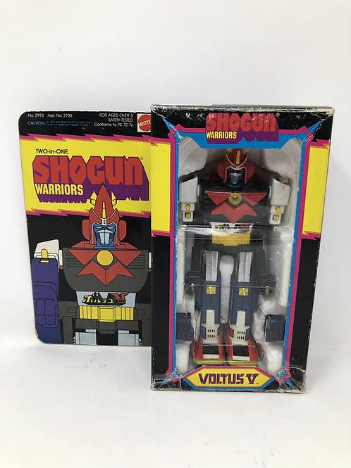 "Voltus V 6"" Shogun Warrior Diecast Mattel"