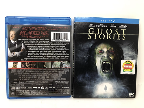 Ghost Stories Blu Ray Scream Factory