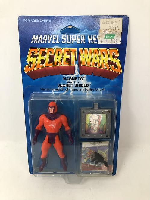 Vintage Marvel Secret Wars Magneto Mattel