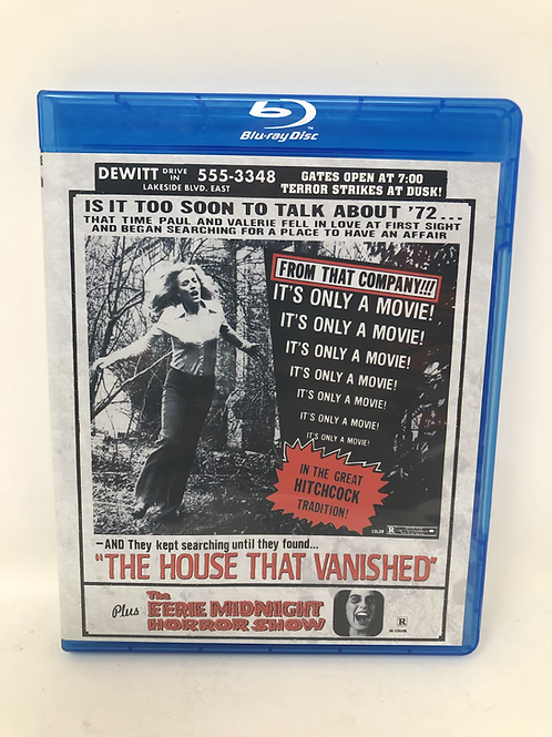 The House That Vanished Blu Ray Dark Force Ent