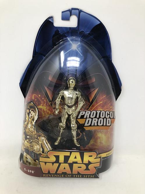 Star Wars ROTS C-3PO Protocol Droid Hasbro