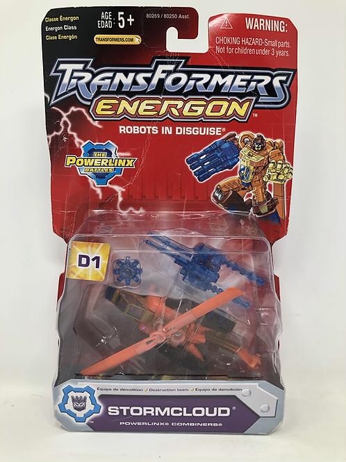 Transformers Energon Stormcloud Hasbro