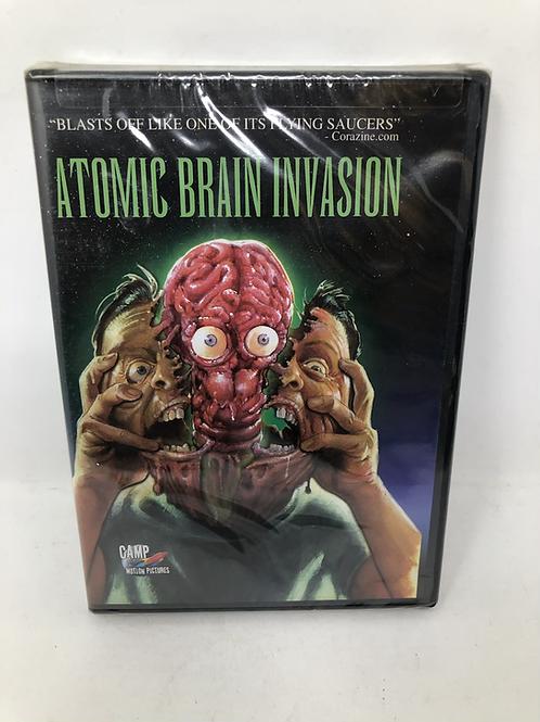 Atomic Brain Invasion DVD Sealed RARE
