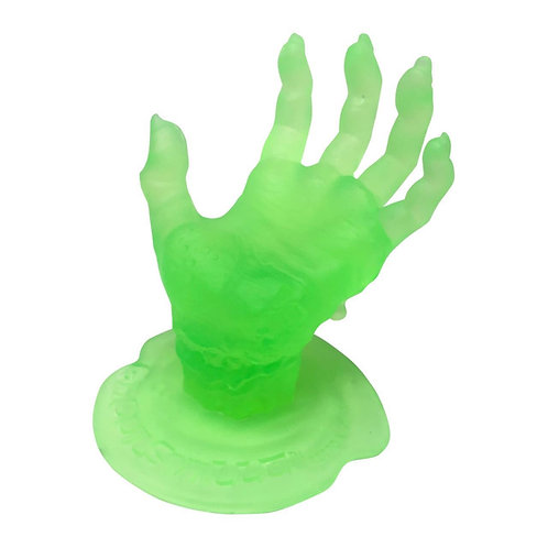 Radioactive Green Zombie Hand Holder