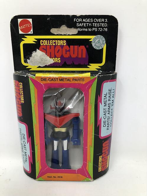 Great Mazinga Collector's Shogun Warriors Diecast Mattel