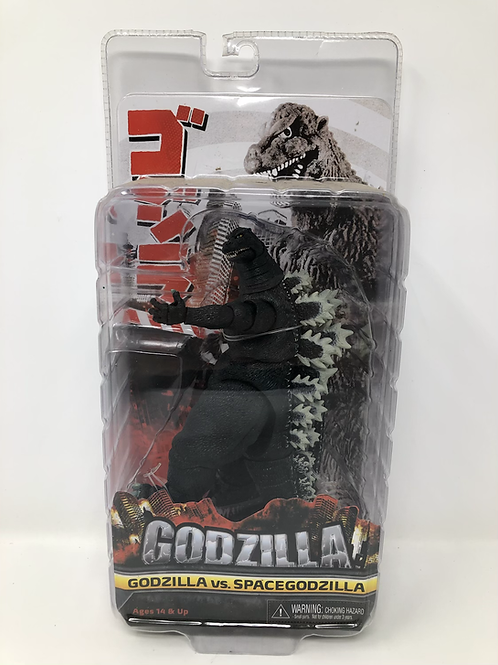 Godzilla Vs Spacegodzilla Neca