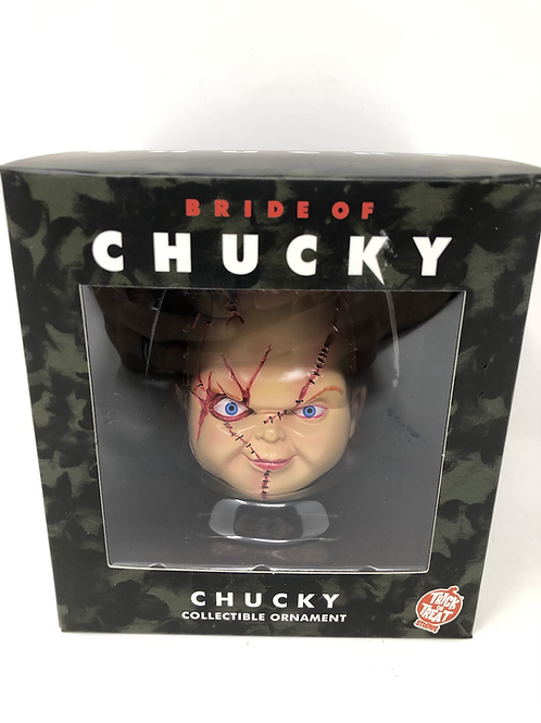 Bride of Chucky Holiday Ornament