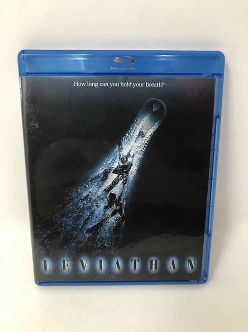 Rare Leviathan Blu Ray Scream Factory