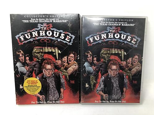 Funhouse DVD Scream Factory with Slip Case