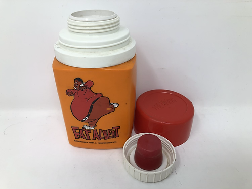 Fat Albert Vintage Thermos