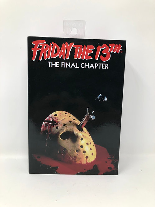 Friday the 13th The Final Chapter Neca Ultimate Edition