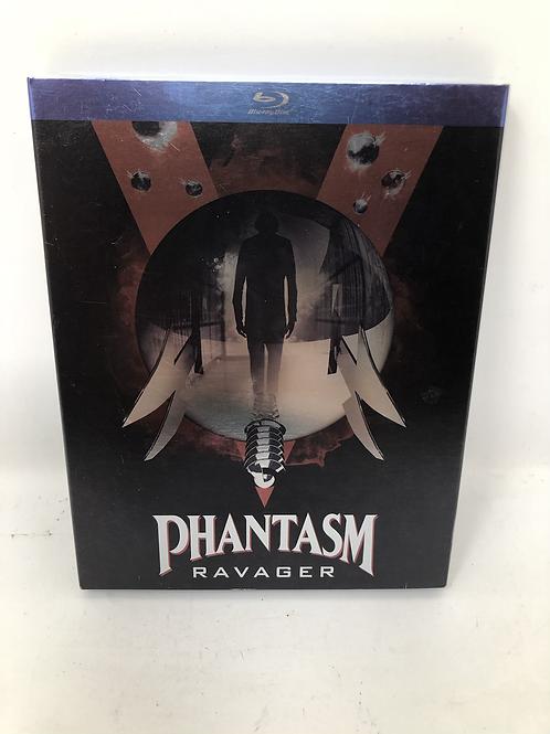 Phantasm Ravager Blu Ray with Slip Cover