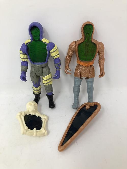 Supernaturals Snakebite and Skull Evil Leader Tonka