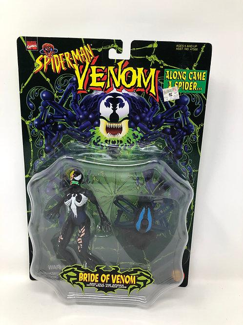 Spider-Man Bride of Venom Toybiz 1997