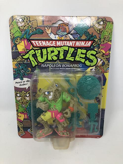 Tmnt Teenage Mutant Ninja Turtles Napoleon Bonafrog Playmates