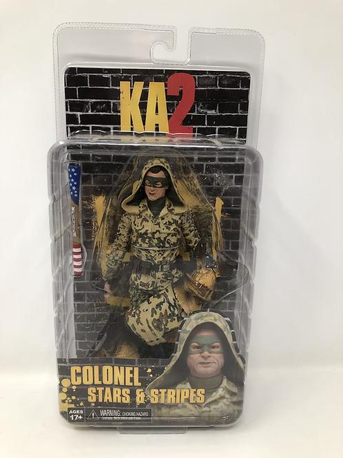 Kick Ass 2 Neca Colonel Stars & Stripes
