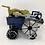 Thumbnail: Wheeled Warriors KO Cruiser Mattel
