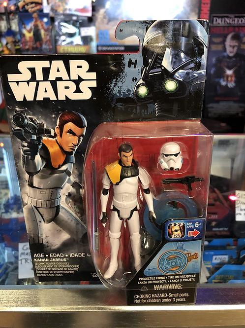 Star Wars Rebels Kanan in Stormtrooper Disguise Hasbro Disney