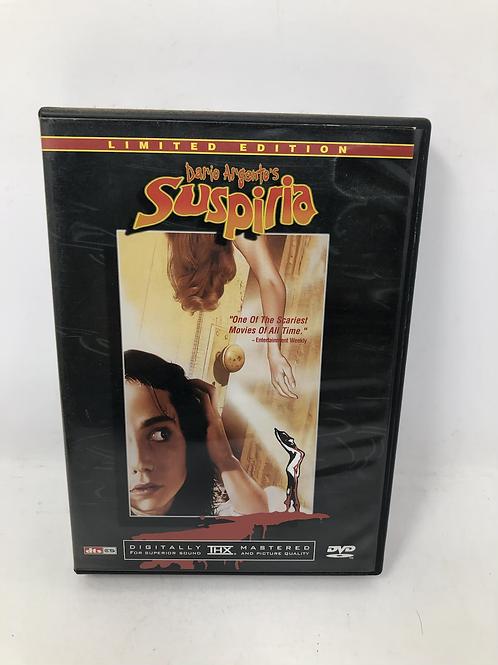 Suspiria 3 DVD Set Dario Argento Goblin